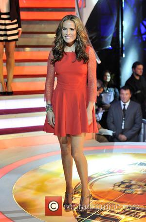 Sophie Anderton - Celebrity Big Brother launch held at Elstree Studios - London, United Kingdom - Thursday 22nd August 2013