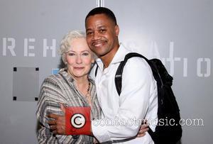 Betty Buckley and Cuba Gooding Jr