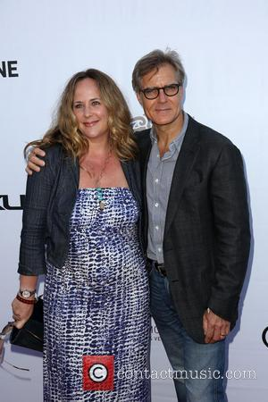 Henry Czerny and Claudine Cassidy