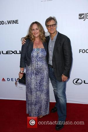 Claudine Cassidy and Henry Czerny