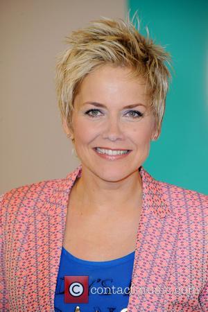 Inka Bause - German ZDF TV talkshow 'inka! - Die Show am Nachmittag' at Strandgutmedia. - Berlin, Germany - Thursday...