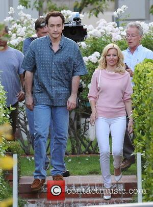 Elizabeth Banks and John Cusack