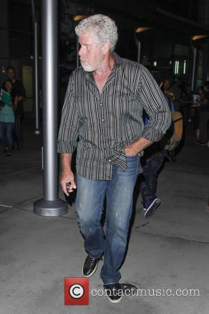 Ron Perlman - Ron Perlman leaving Arclight theatre - West Hollwood, CA, United States - Thursday 22nd August 2013