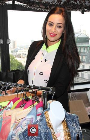 Maria Kouka - Bloggers Love Fashion Party at the Penthouse Leicester Square - London, United Kingdom - Thursday 22nd August...