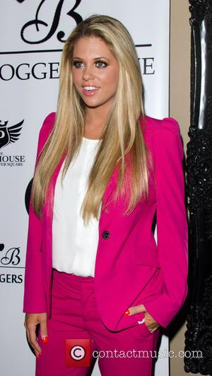 Bianca Gascoigne - The Bloggers Love Collection - fashion show at The Penthouse - London, United Kingdom - Thursday 22nd...