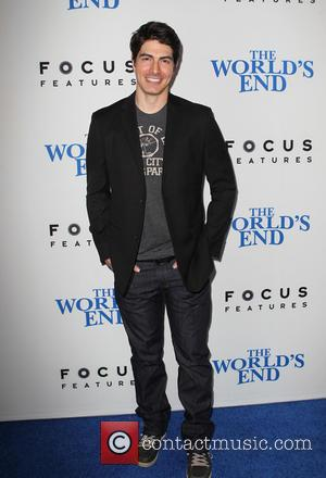 Brandon Routh - THE WORLD'S END Hollywood Premiere - Hollywood, California, United States - Thursday 22nd August 2013