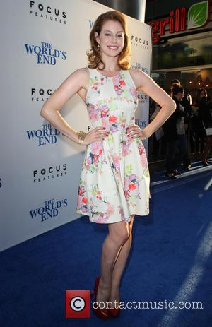 Esme Bianco - THE WORLD'S END Hollywood Premiere - Hollywood, California, United States - Thursday 22nd August 2013