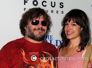 Jack Black and Tanya Haden - THE WORLD'S END Hollywood Premiere - Hollywood, California, United States - Thursday 22nd August...