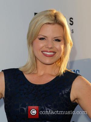 Megan Hilty - THE WORLD'S END Hollywood Premiere
