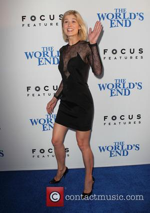 Rosamund Pike - THE WORLD'S END Hollywood Premiere - Hollywood, California, United States - Thursday 22nd August 2013
