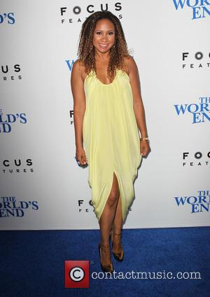 Tracie Thoms - THE WORLD'S END Hollywood Premiere - Hollywood, California, United States - Thursday 22nd August 2013