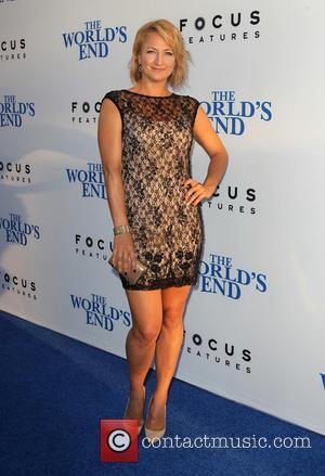Zoe Bell - THE WORLD'S END Hollywood Premiere - Hollywood, California, United States - Thursday 22nd August 2013