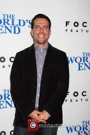 Ed Helms - The Worlds End Premiere - Los Angeles, CA, United States - Thursday 22nd August 2013