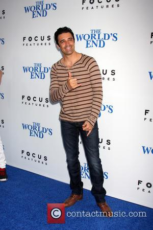 Gilles Marini - The Worlds End Premiere - Los Angeles, CA, United States - Thursday 22nd August 2013