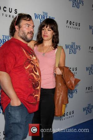 Jack Black - The Worlds End Premiere - Los Angeles, CA, United States - Thursday 22nd August 2013