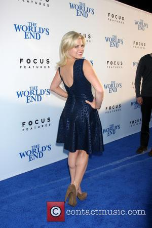 Megan Hilty - The Worlds End Premiere - Los Angeles, CA, United States - Thursday 22nd August 2013