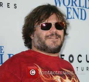 Jack Black - Los Angeles Premiere of