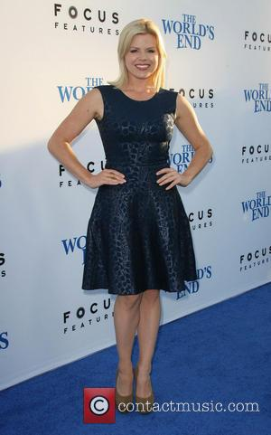 Megan Hilty - Los Angeles Premiere of