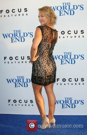 Zoe Bell - Los Angeles Premiere of