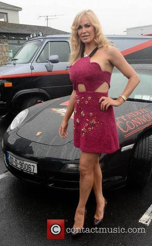 Lisa Murphy - The official start of Cannonball 2013 at Mondello Race Track - Kildare, Ireland - Friday 23rd August...