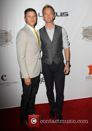 David Burtka and Neil Patrick Harris - 2013 Los Angeles Food & Wine Festival -