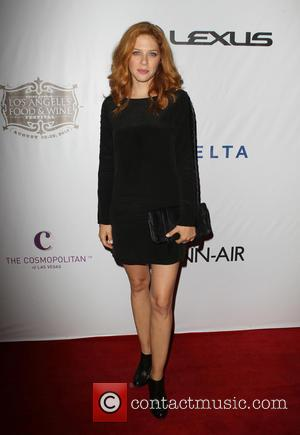 Rachelle Lefevre - 2013 Los Angeles Food & Wine Festival -