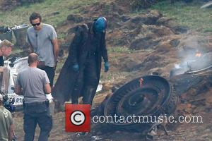 Michael Rooker - Guardians of the Galaxy film set in rural Surrey as they spend a month building a crash...