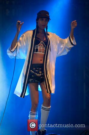 Alunageorge - AlunaGeorge performs on day 1 at Leeds Festival 2013 - Leeds, United Kingdom - Friday 23rd August 2013