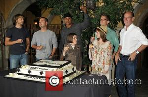 Eric Christian Olsen, Chris O'donnell, Ll Cool J, Linda Hunt, Barrett Foa, Renée Felice Smith and Miguel Ferrer