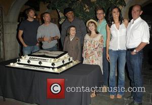 Eric Christian Olsen, Chris O'Donnell, LL Cool J, Linda Hunt, Renée Felice Smith, Barrett Foa, Daniela Ruah and Miguel Ferrer