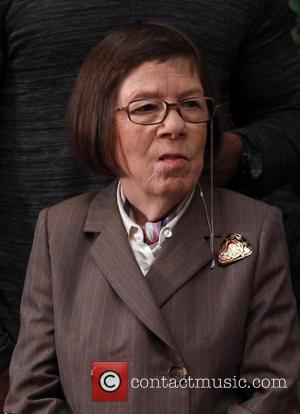 Linda Hunt - NCIS Los Angeles 100th episode celebration Held At Paramount Studios - Los Angeles, California, United States -...