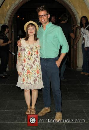 Renée Felice Smith and Barrett Foa - NCIS Los Angeles 100th episode celebration Held At Paramount Studios - Los Angeles,...
