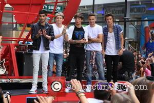 One Direction, Niall Horan, Zayn Malik, Liam Payne, Harry Styles and Louis Tomlinson