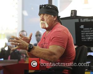 Hulk Hogan - Singer and Celebrities on Global TV's The Morning Show. - Toronto, Canada - Friday 23rd August 2013