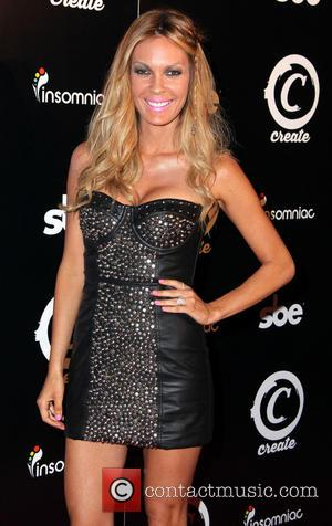 Jasmine Dustin - Cause 4 Paws charity event at Create nightclub - Arrivals - Los Angeles, California, United States -...