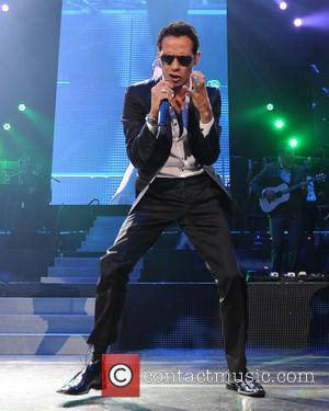 Marc Anthony - MIAMI AUGUST 23: Marc Anthony  performs on opening night of the