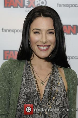 Jaime Murray - Fan Expo Canada 2013 at the Toronto Metro Convention Centre - Day 3 - Toronto, Canada -...