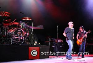 Jason Bonham, James Dylan and Tony Catania