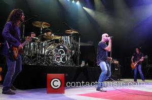 Michael Devin, Jason Bonham and James Dylan