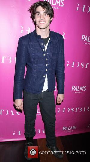 RJ Mitte - Breaking Bad star RJ Mitte celebrates 21st bday at Ghost Bar in Las Vegas - Las Vegas,...