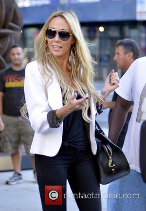 Tish Cyrus - Tish Cyrus leaving her Manhattan hotel - Manhattan, NY, United States - Saturday 24th August 2013