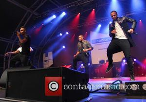 JLS - Liverpool International Music Festival (LIMF) 2013 - Performances - Liverpool, United Kingdom - Saturday 24th August 2013