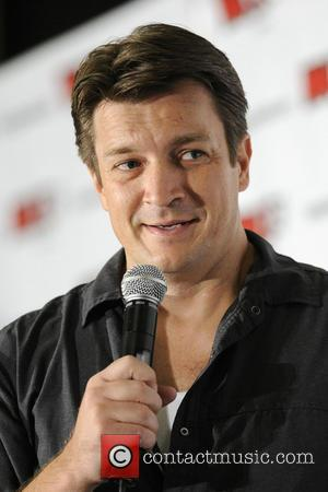 Nathan Fillion - Day 4 of Fan Expo Canada 2013 at Toronto Metro Convention Centre. - Toronto, Canada - Sunday...