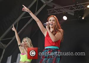 Mollie King, Una Healy and The Saturdays