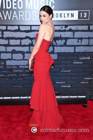 Adelaide Kane - 2013 MTV Music Awards held at the Barclays Center - Arrivals - New York, NY, United States...