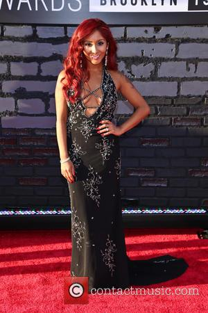 Nicole Polizzi aka Snooki - 2013 MTV Music Awards held at the Barclays Center - New York, NY, United States...
