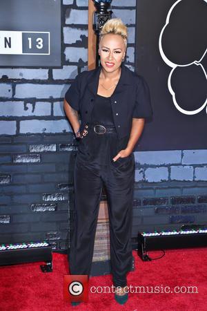 Emeli Sande - 2013 MTV Music Awards held at the Barclays Center - Arrivals - New York, NY, United States...