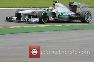 Lewis Hamilton and Mercedesgp