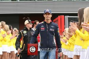 Mark WEBBER and Team Red Bull Racing