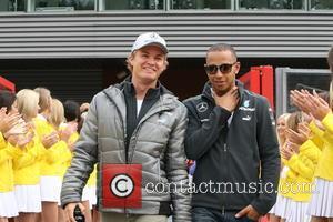 Nico Rosberg, Lewis Hamilton and Mercedesgp